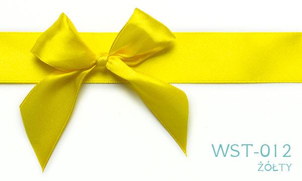 wstążka żółta