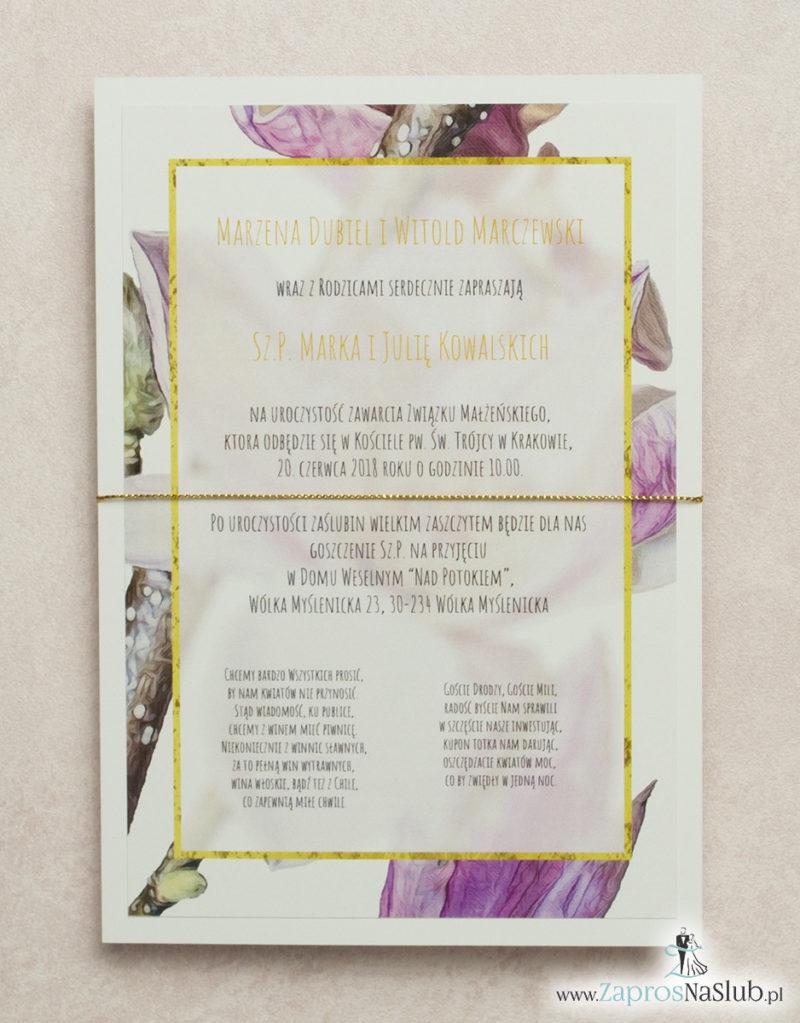 zaproszenia-slubne-z-magnolia-kwiaty-magnolii-kwiatami-magnolii-wnetrze