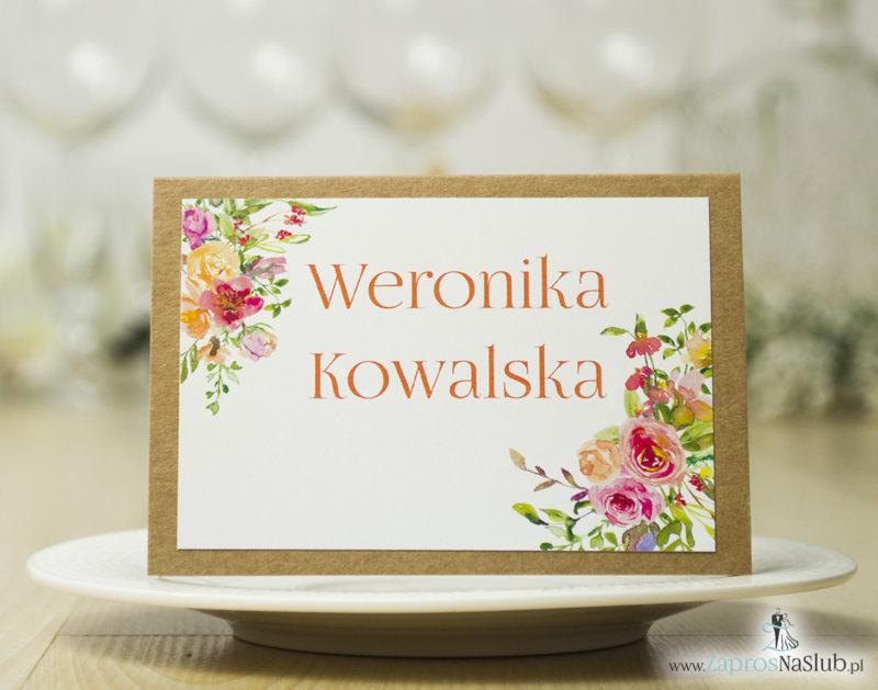 modne-winietki-ślubne-kwiatowe-róże-liście-eko-kreda