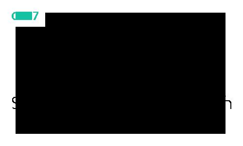 Dłuższy fragment czcionki CZ-17