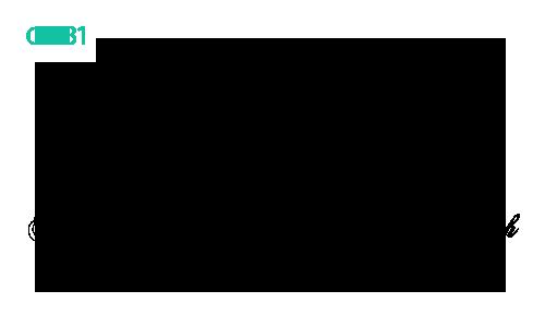 Dłuższy fragment czcionki CZ-31