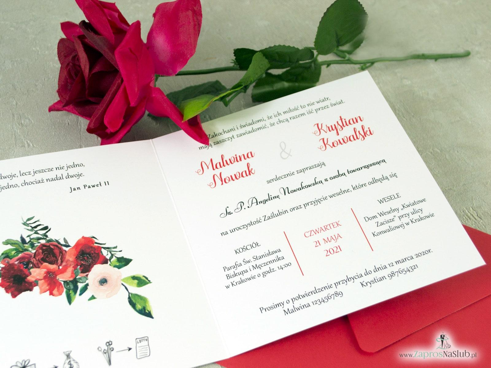 Zaproszenia ślubne - ZaprosNaSlub