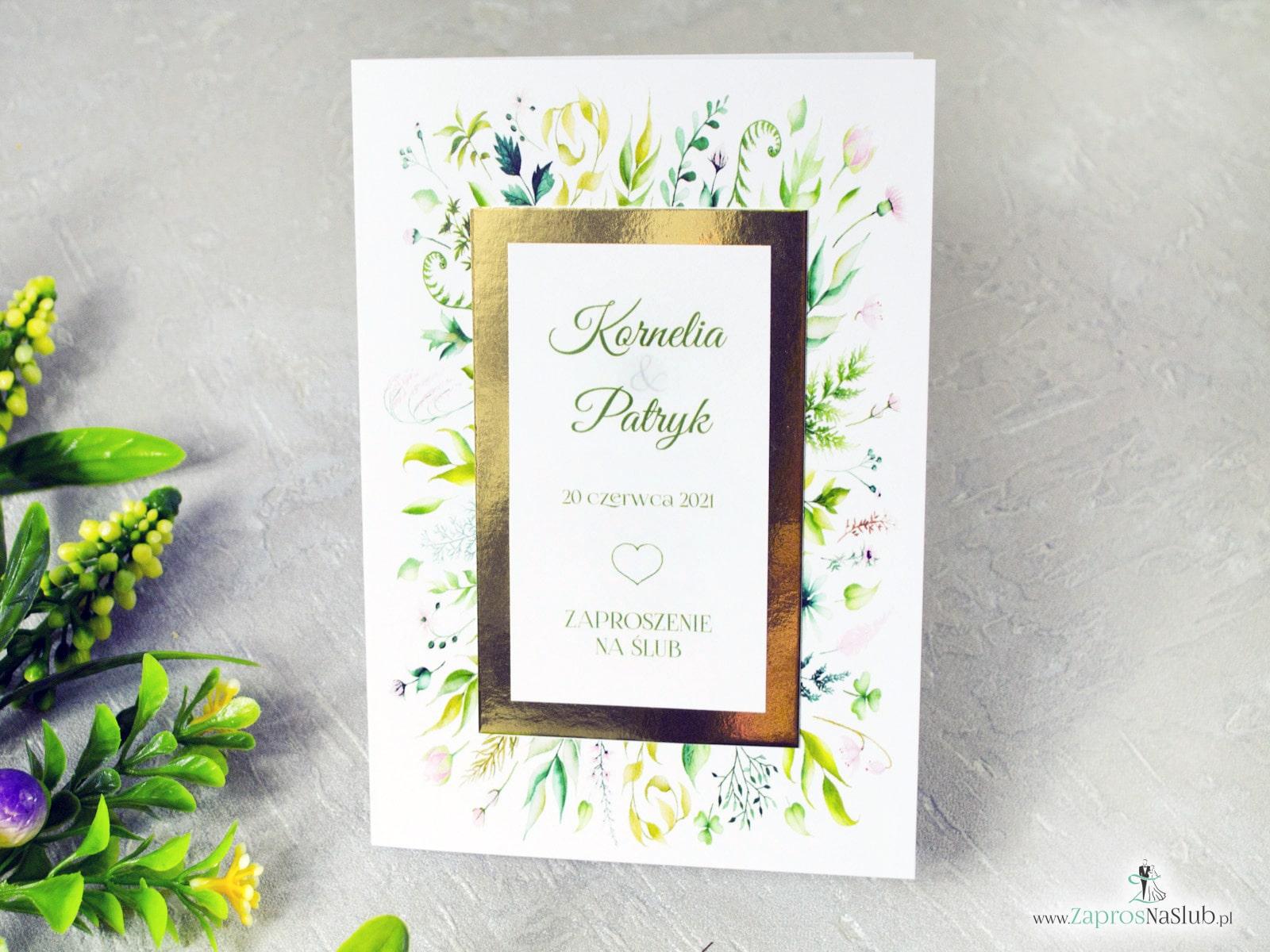 Zaproszenia ślubne ZaprosNaSlub