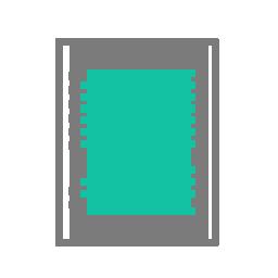 Teksty do wnętrz - Klasyczne zaproszenia ślubne eko ZAP-137