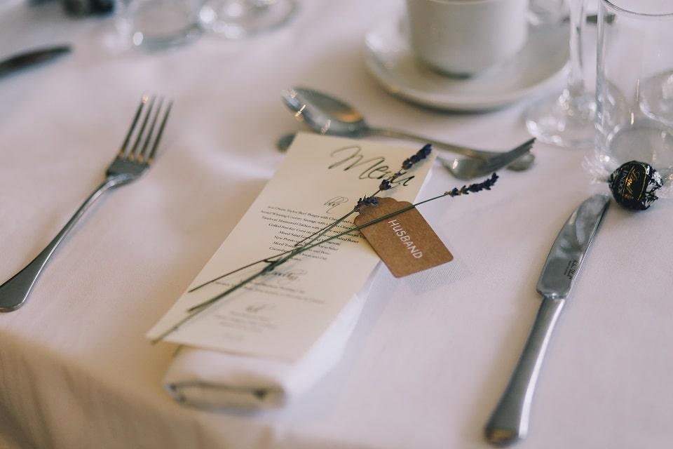 Ślubne menu - Zaproszenia ślubne ZaprosNaSlub