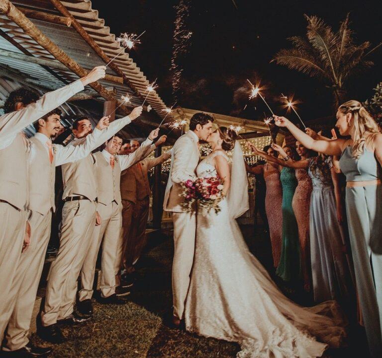 Iskierki miłości - Zaproszenia ślubne ZaprosNaSlub