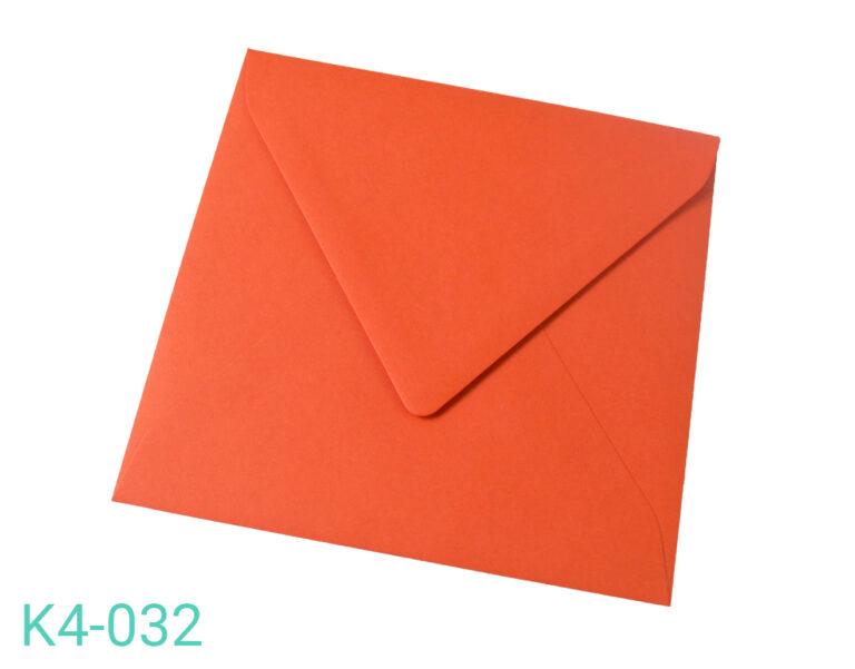 Koperta K4 Pomarańczowa