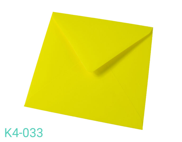 Koperta K4 Żółta