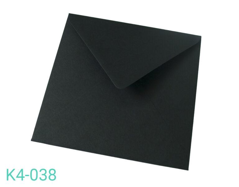 Koperta K4 Czarna