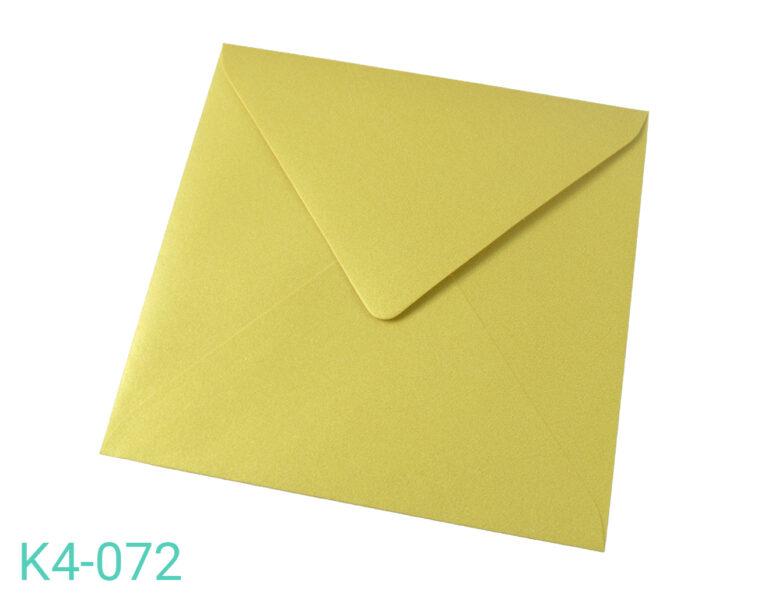 Koperta K4 Złota perłowa